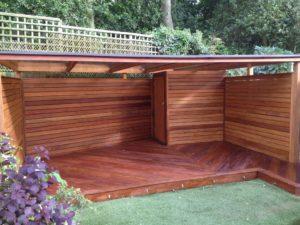 London SW15: Garden Summer House